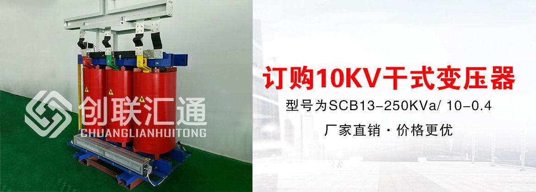 新疆新生代-订购10KV干式变压器一台