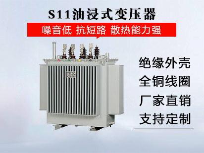 <b>S11油浸式变压器</b>