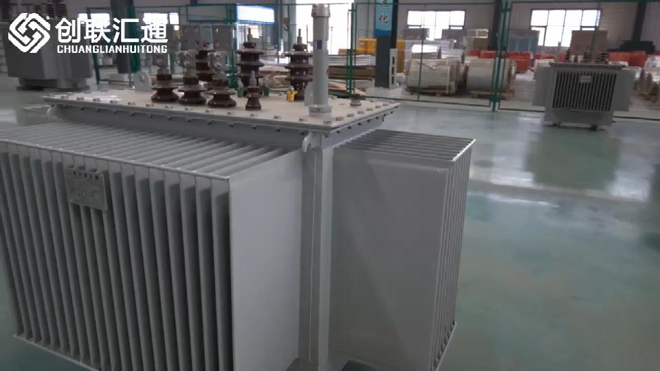 S11-M-800/10油浸式变压器特写