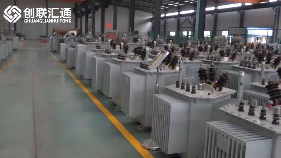 S11-MRL立体巻鉄心油浸式变压器
